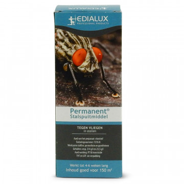 Permanent stalspuitmiddel 60ML