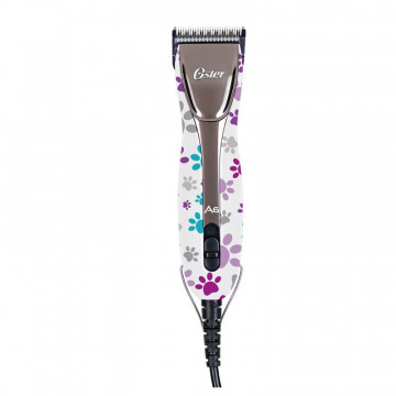 Oster A6 Slim 3-speed tondeuse Paw Print