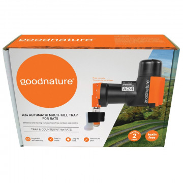 Goodnature a24 omdoos