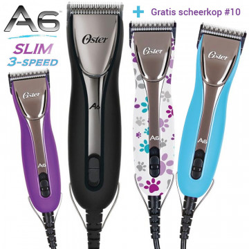 Oster A6 slim 3 speed
