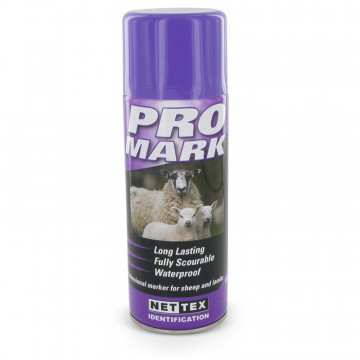 Merkspray ProMark schaap 400ml paars