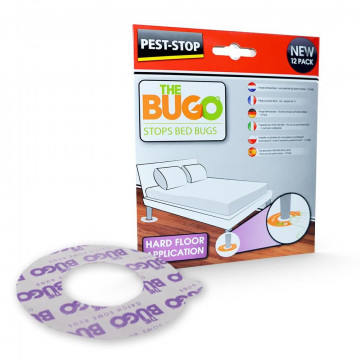 Pest-Stop The Bugo Professional Bed Wants monitor 12 stuks