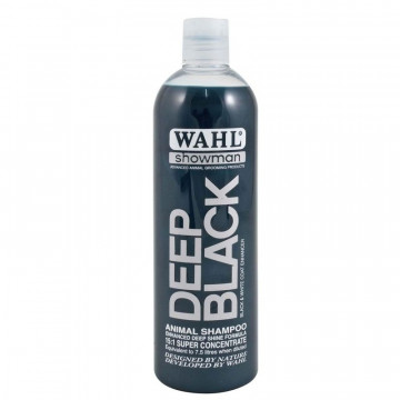 Wahl Showman Shampoo Deep Black 500ml