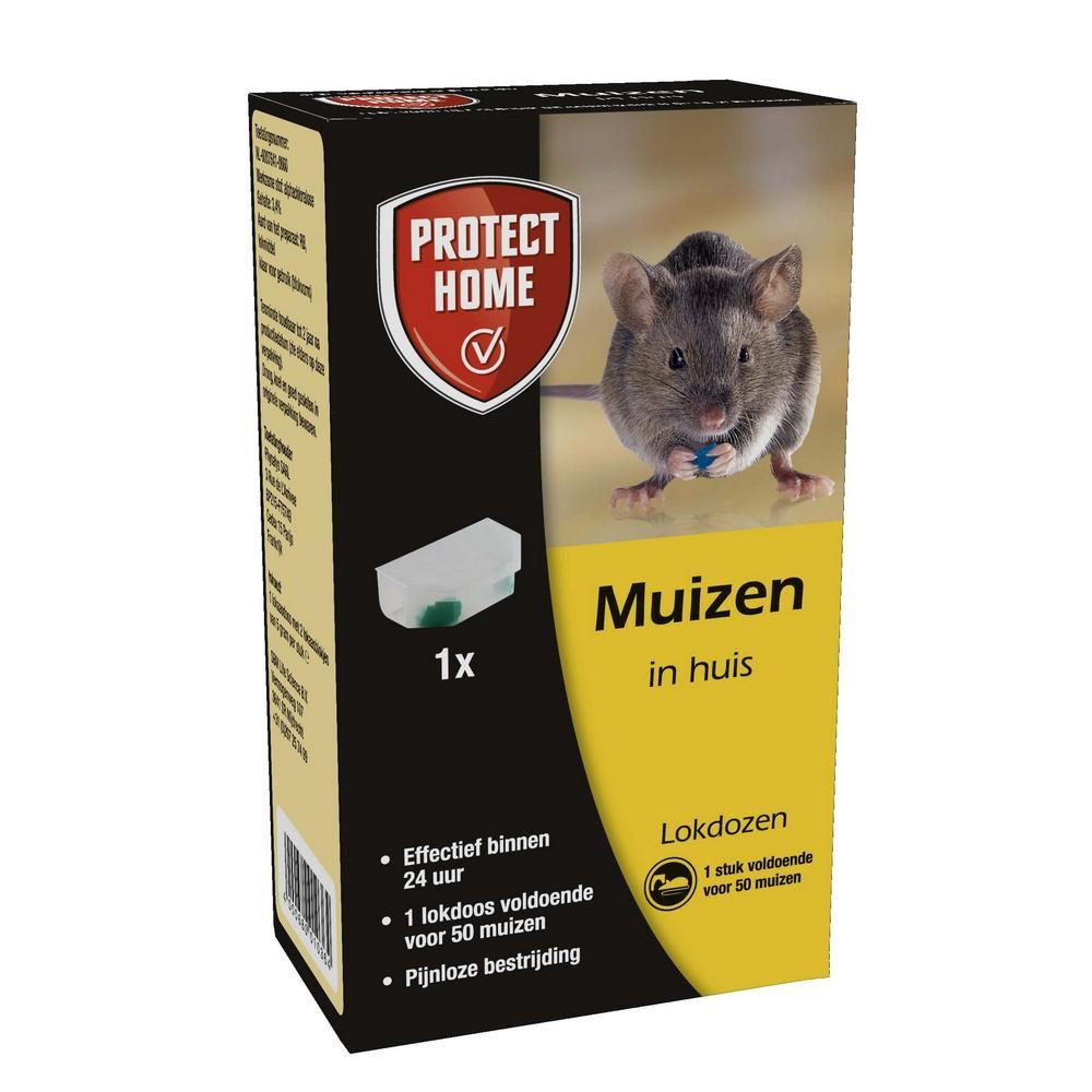 Protect Home Express Muizenmiddel 1st
