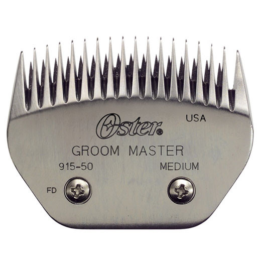 Oster groom master kopje medium 3.2mm