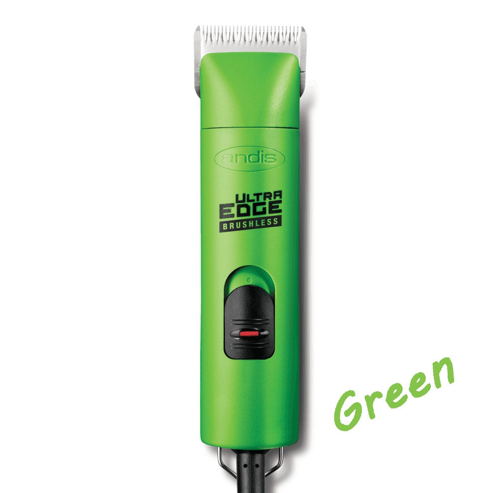 Andis AGCB UltraEdge Brushless hondentondeuse Green