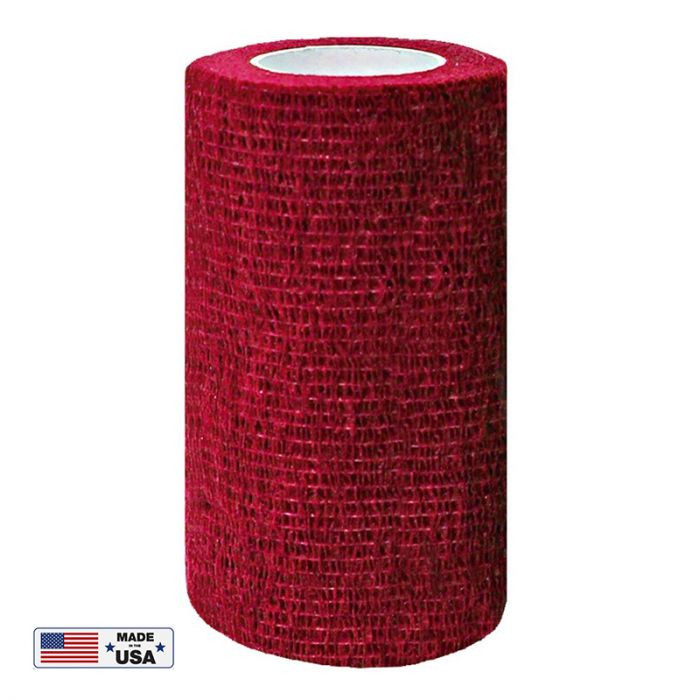 Cattle Wrap Bandage Rood