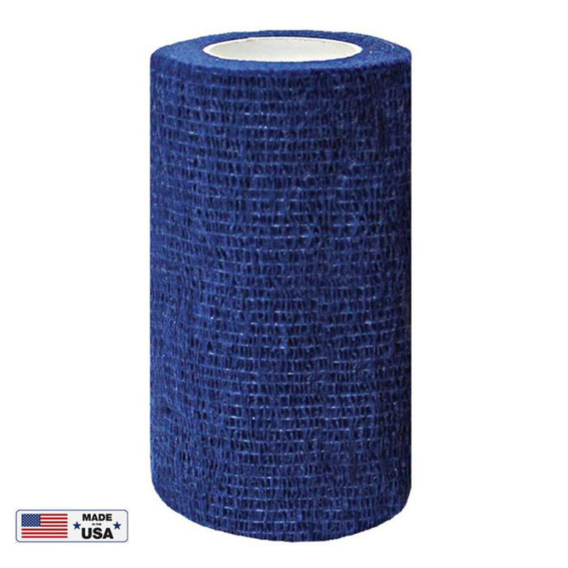 Cattle Wrap Bandage Blauw