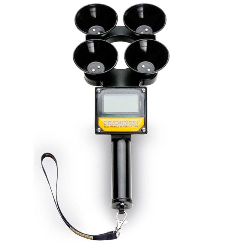 Draminski Mastitis Detector 4x4Q display