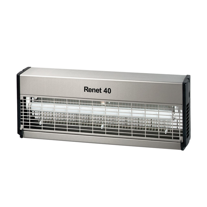 Insect-O-Cutor Renet Insectenlamp RvS 40
