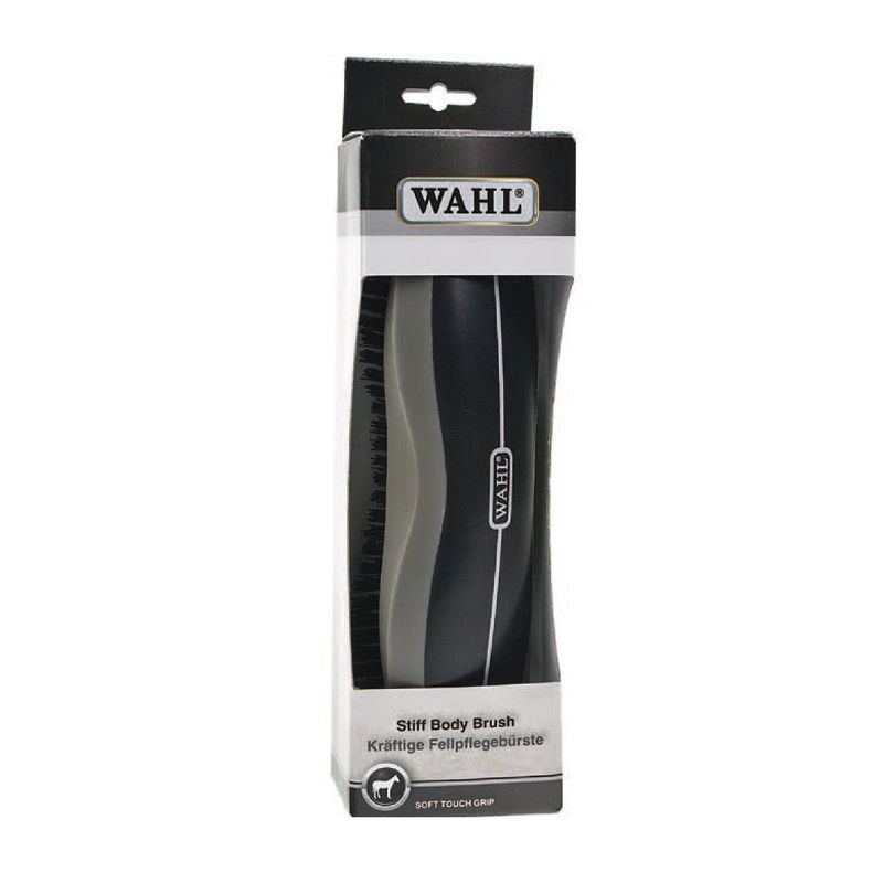 Wahl Body borstel Soft in verpakking