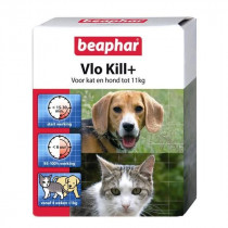 Beaphar Vlo Kill+ Kat & Hond 6 tabletten