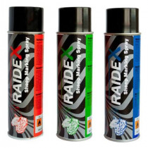 Merkspray Raidex schapen 500ml div. kleuren