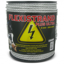 Flexistrand Plus Ultra 6mm 200m