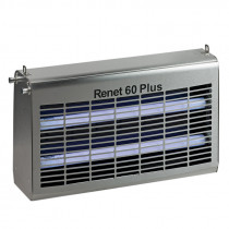 Insect-O-Cutor Renet-60 rvs PLUS 4x15 Watt 150m²