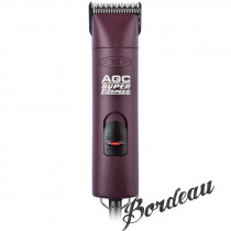 Andis UltraEdge AGCB Super 2 speed Brushless Bordeaux