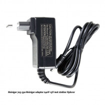 Heiniger Xplorer adapter 240V-15V