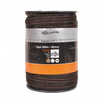 Gallagher PowerLine lint 40mm bruin 200m