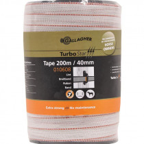 TurboStar lint 40mm Wit 200m