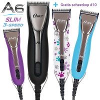 Oster A6 Slim 3-speed tondeuse